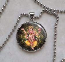 Ganesha Ganapati Vinayaka Binayak Hindu Hinduism Pendant Necklace - $14.85+