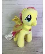 Build A Bear My Little Pony Fluttershy Yellow Plush Stuffed Animal Toy &... - $29.69