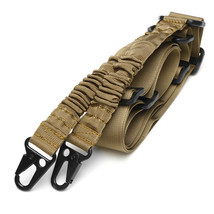 EDC 2 Point Sling Multi-Use Two Point Gun Sling String Clip Sling CS Tac... - $12.80