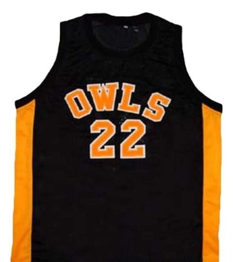Carmelo anthony  22 owls high school new men basketball jersey black   1