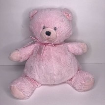Baby Gund Plush Pink Tilley Teddy Bear 4034091 Flat Soft Stuffed Toy - $24.13