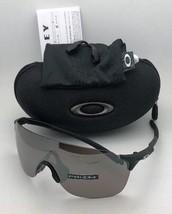 New Oakley Sunglasses Ev Zero Stride OO9386-0838 Matte Black w/ Prizm Black Lens - $174.95
