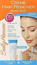 Sally Hansen Cream Hair Remover Kit Pack of 2 image 3