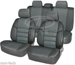 Audi A4 01-04 year  SEAT COVERS Jacquard and leatherette  - $99.00