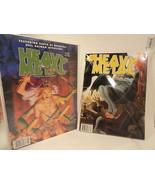 2 Heavy Metal Magazines 1998 extra fine condition - $9.99
