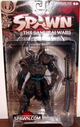 Spawn Scorpion Assassin the Samuria Wars Series 19
