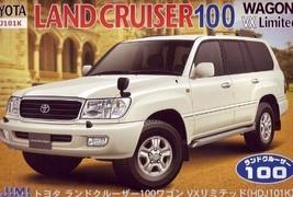 Fujimi model 1/24 inch up series No.137 Toyota Land Cruiser 100 plastic model ID - $63.27
