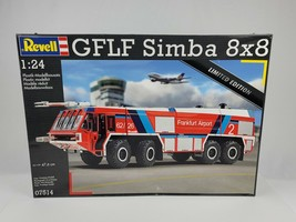 Revell 2013 GFLF Simba 8x8  Limited Edition 1/24 Scale Model Kit New Sea... - $121.54