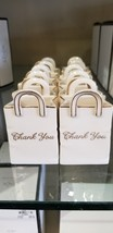 Lenox Thank You Gift Bag Party Favors Set Of 10 Wedding Shower Birthday ... - $128.01