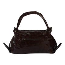 [Emily Charm]Coffee Satchel Hobo Handbag w/Shoulder Strap - $22.00