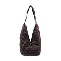 [Functional Demi]Coffee Satchel Handbag w/Shoulder Strap - $16.00