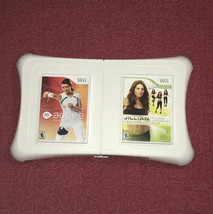 Nintendo Wii Fit Plus Exercise Fitness Workout Yoga Balance Board Game I... - $26.18
