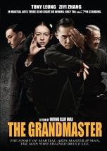 The Grandmaster Ip Man DVD Tony Leung, Zhang Ziyi, Hye-kyo English Subti... - $23.00