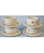Franciscan Duet Cup & Saucers, Set of 4 - $24.64