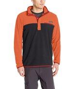 Columbia Men's Mountain Side Fleece Jacket, Tuscany/Shark, Large - $59.40