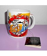 Chaleur Fernand Leger La Grande Parade Painting Print Coffee Cup Mug Cubism - $42.02