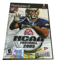 Sony Game Ncaa football 2005 - $6.99