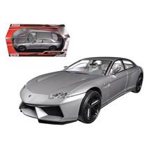 Lamborghini Estoque Grey 1/24 Diecast Model Car by Motormax 73366gry - $29.91