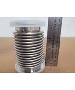 "ISO KF-50 4"" ST/ST Bellows Metal Hose Flex Coupling (1-7/8"" ID) - $78.41"