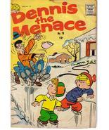 Fawcett Dennis The Menace #78 Tommy Beany Margaret - $1.95
