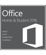 Microsoft Office Home and Student 2016 Key & Download - $29.90