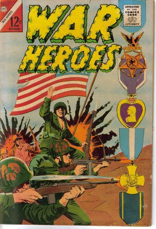War heroes 10 1