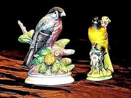 Bird Figurines AA18-1229Vintage Pair image 1