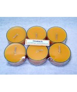 Dreamsicle PURE SOY Tea Lights (Set of 6) - $5.00
