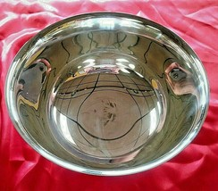 """Paul Revere Reproduction, Oneida Silver Plate 7"""" Footed Bowl - $18.69"""
