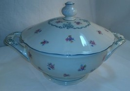 Marktleuthen Bavaria rose soup tureen - $56.06