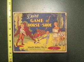 1927 Daisy Game of Horse shoe Horseshoes Vintage Childs game missing 1 ... - $21.99