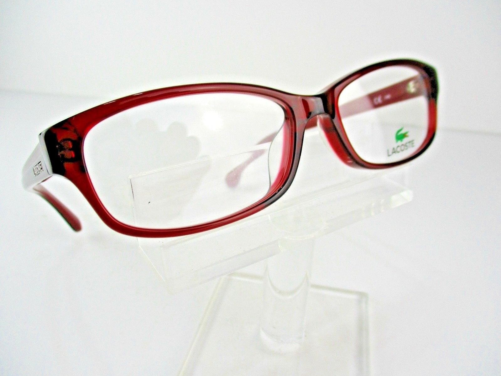 7d818f2fac61 NEW Lacoste L-2695A (603) Crystal Red 54 X and 46 similar items