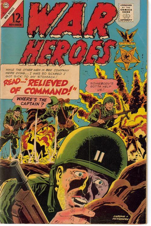 War heroes 21 1