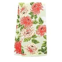 Laura Ashley La Multi Blooms Velour Kitchen Towel and Oven Mitt image 2