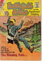 Charlton Battlefield Action V2 #41 Punishment Company Flaming Ya - $1.95