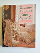 Granny Squares Nanny Squares  The Vanessa Ann Collection Crochet Afghans - $5.93