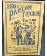 250 Parlor Tricks or Magic Made Easy - $241.11