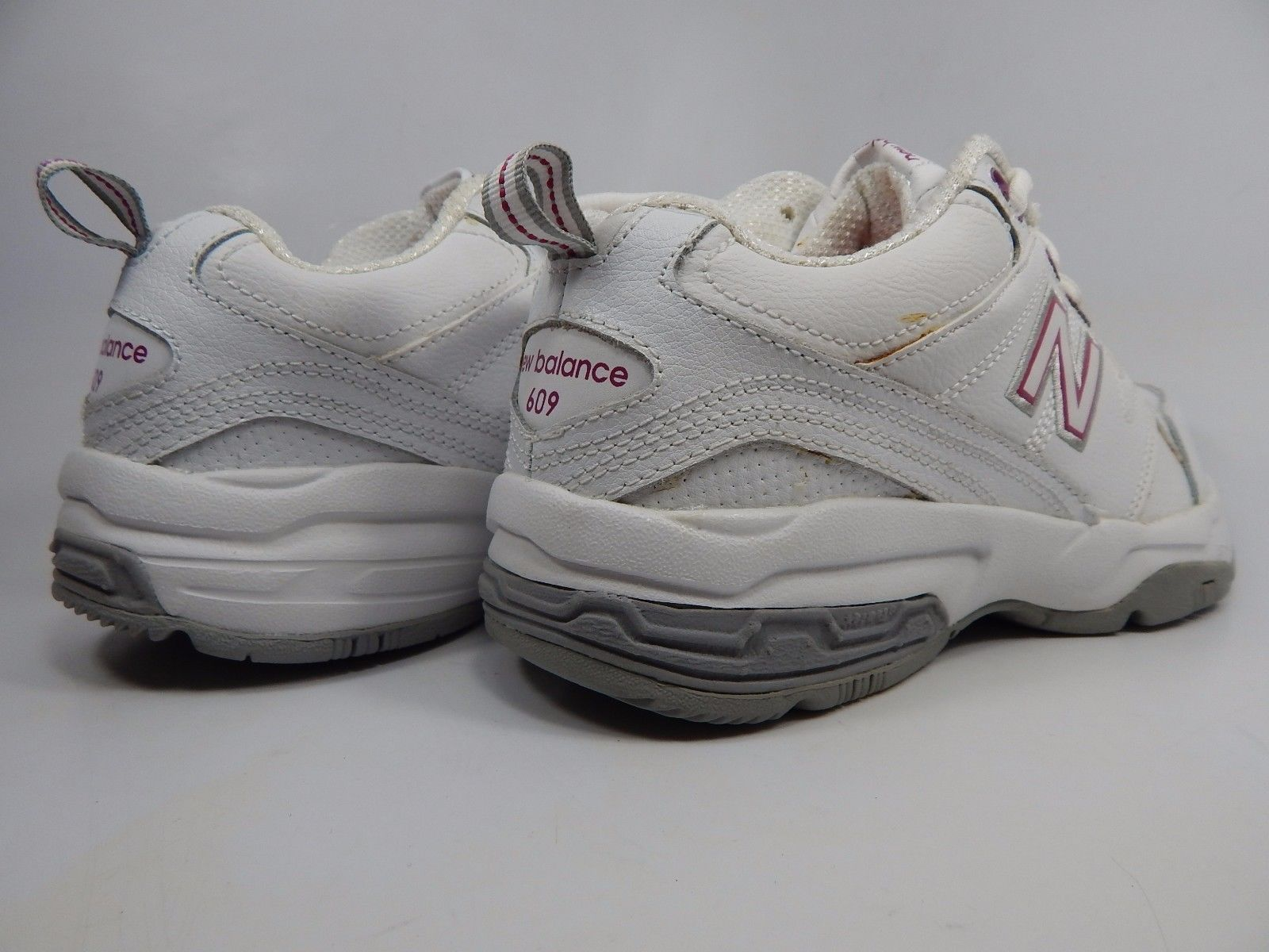 New Balance 609 v2 Women's Training Shoes Size US 6.5 D WIDE EU 37 WX609CY2