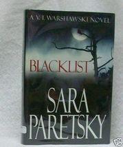 Blacklist, Partetsky, Sara, signed - $30.84