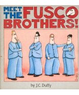 Comics Meet the Fusco Brothers Paperback by J.C. Duffy - $10.00