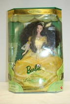 NEW Children's Collector Series Doll Barbie As Beauty From Beauty And Th... - $39.59