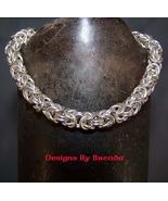 Byzantine Chain Maille Bracelet - $300.00