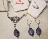 Purple kiwi quartz festoon set thumb155 crop