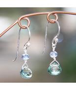 Blue Lagoon Earrings - $22.00