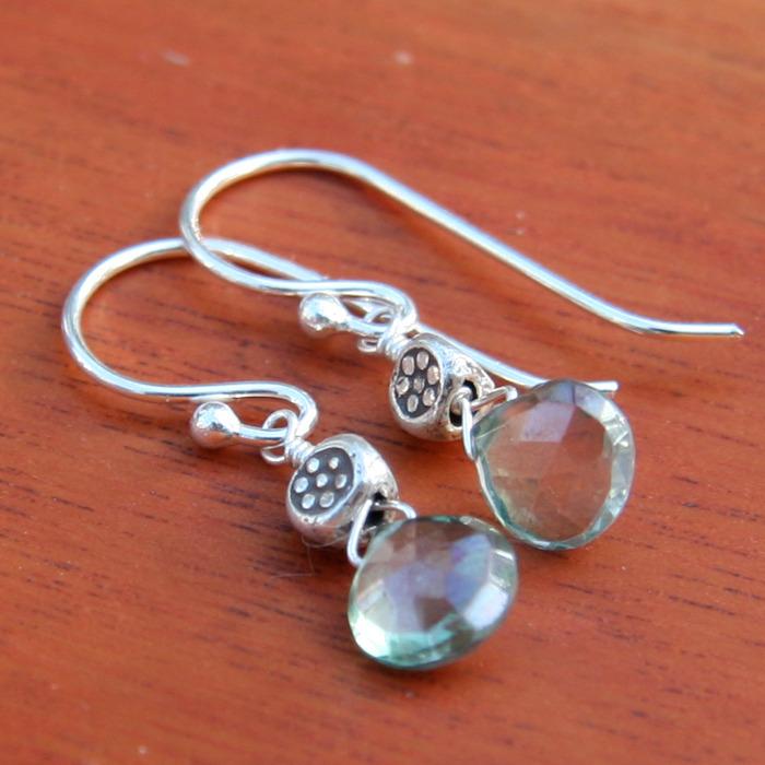 Mystic Quartz Earrings