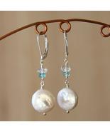 Island Mist Earrings - $25.00