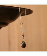 Pearl Drop Necklace - $45.00