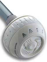 Waterpik SM-421 White Original 4 Mode Massage Settings Showerhead - $21.51