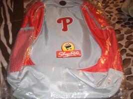 Philadelphia Phillies MLB Backpack Sponsored by Shoprite Stores sga  - ₹710.45 INR