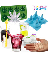 FUNNY ICE CUBE TRAY MOLD MOULD CHOCOLATE PUDDING JELLY MAKER PARTY BAR D... - $5.53+